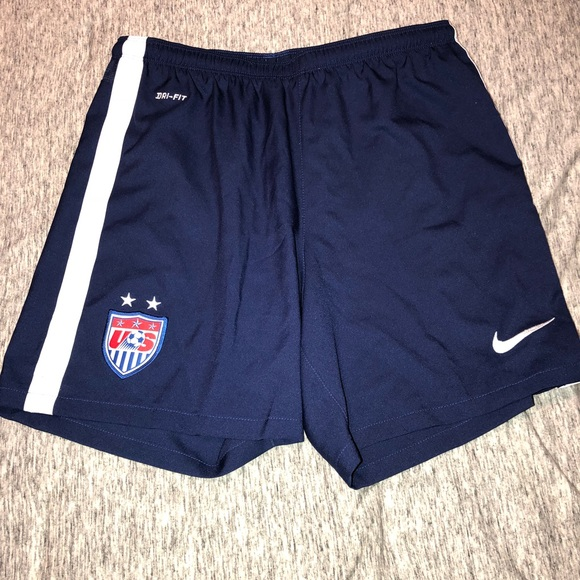 d889399ef Nike Shorts   Authentic Usa Soccer   Poshmark